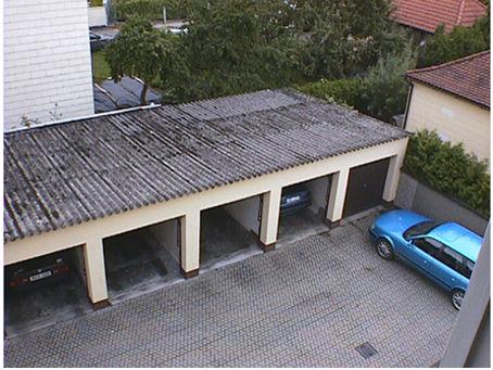 Beliebt binder-dach: Garagendach KV74