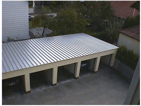 Gut bekannt binder-dach: Garagendach QH15